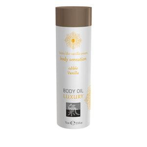 Luxe Eetbare Body Oil - Vanille