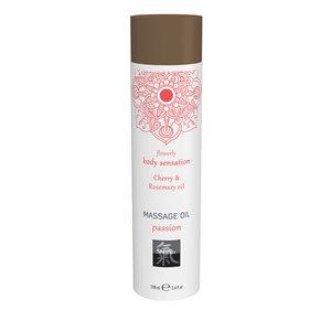 Passion Massage Olie - Kersen & Rozemarijn